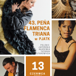 43. Peña Flamenca Triana – 13 czerwca w PJATK
