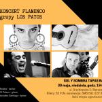 Koncert w Sol y Sombra 30 maja oraz 6 czerwca 2021