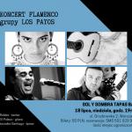 18 lipca – Koncert LOS PAYOS w Sol y Sombra Tapas Bar