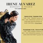 Warsztaty z Irene Alvarez i Rocio Bazan