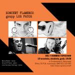 Niedziela 19.09. – koncert LOS PAYOS w Sol y Sombra