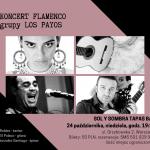 Koncert w Sol y Sombra 24.10.2021